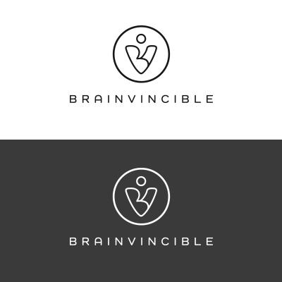 Ran Keren Logoentwicklung Brainvincible