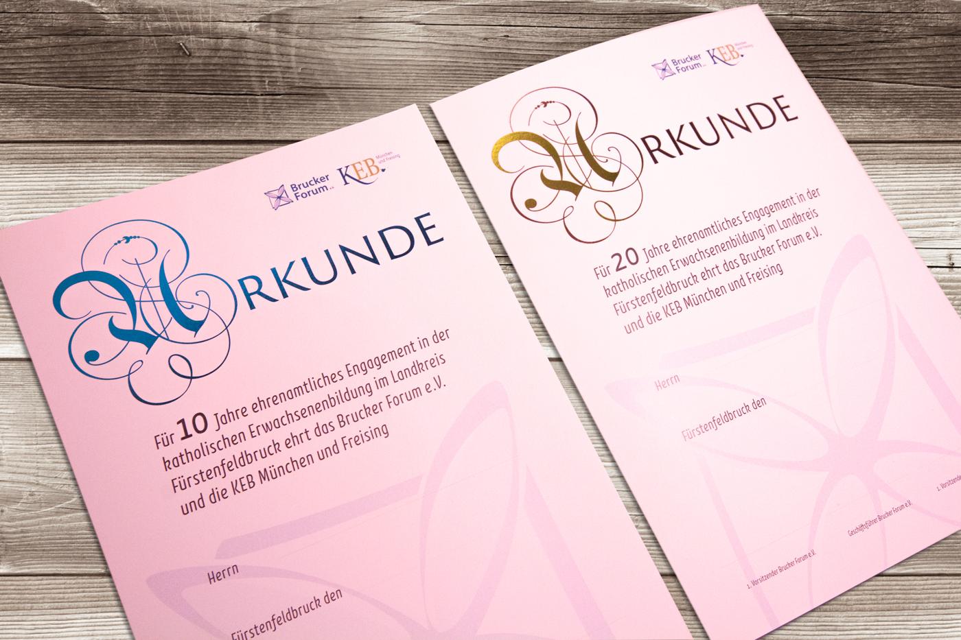 Ran Keren Urkunden Brucker Forum