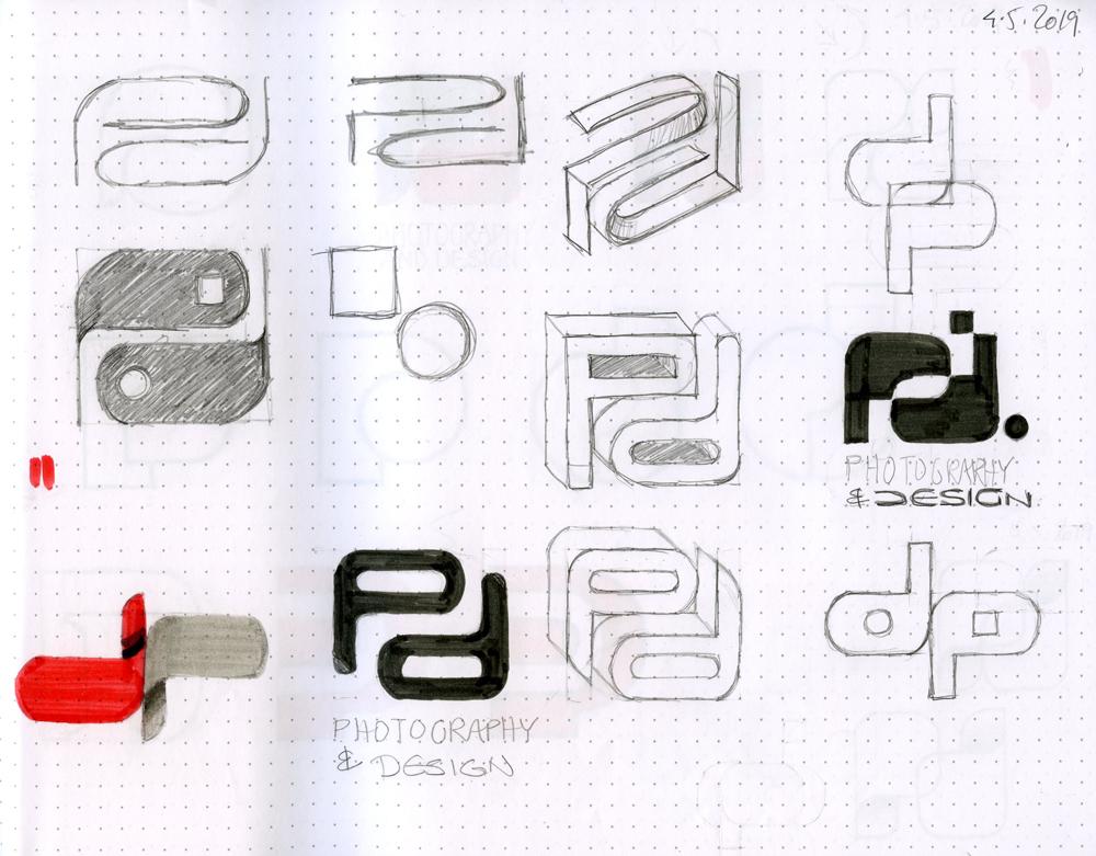 Ran Keren Logoentwicklung