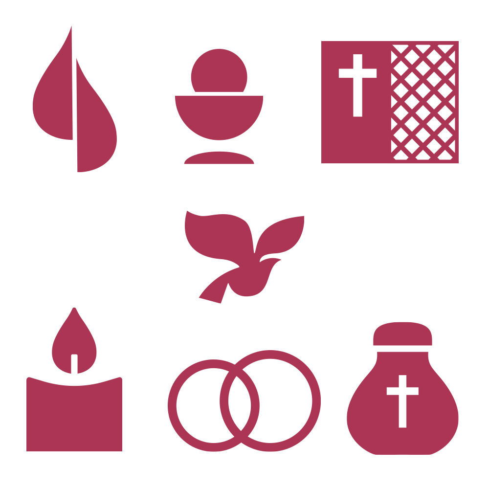 Ran Keren - Icondesign - Illustration - Sakramente - St. Peter