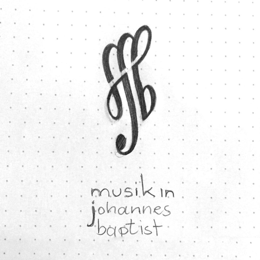 Ran Keren, logoentwurf musik in johannes baptist