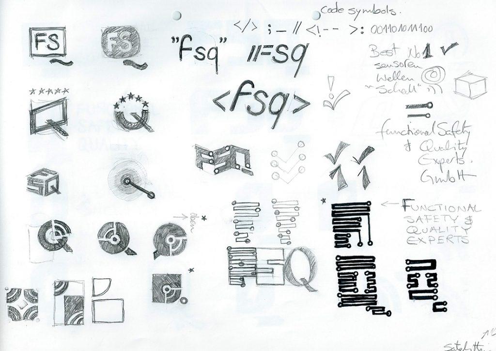 Ran Keren - Logoentwicklung - FSQ experts