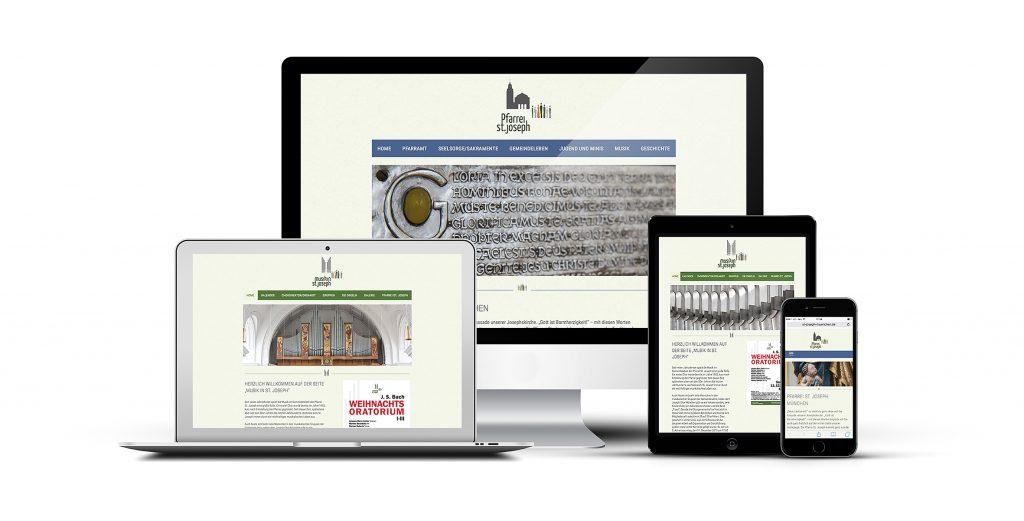 Ran Keren - Webdesign - St. Joseph, München