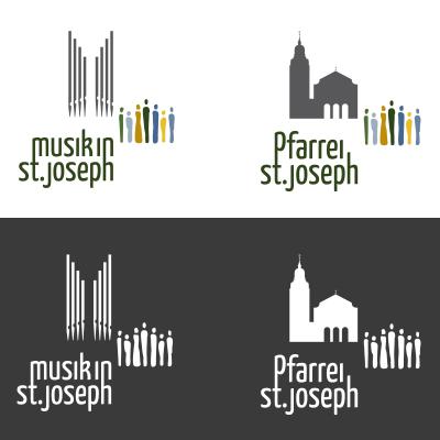 Ran Keren - Logoentwicklung - St. Joseph, München