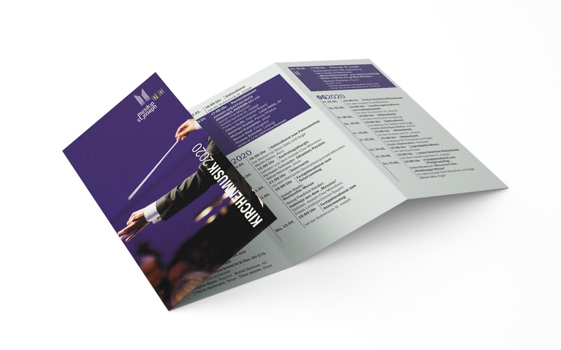 Ran Keren - Flyer - Musikübersicht - St. Joseph, München