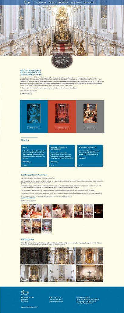 Ran Keren webdesign St. Peter München