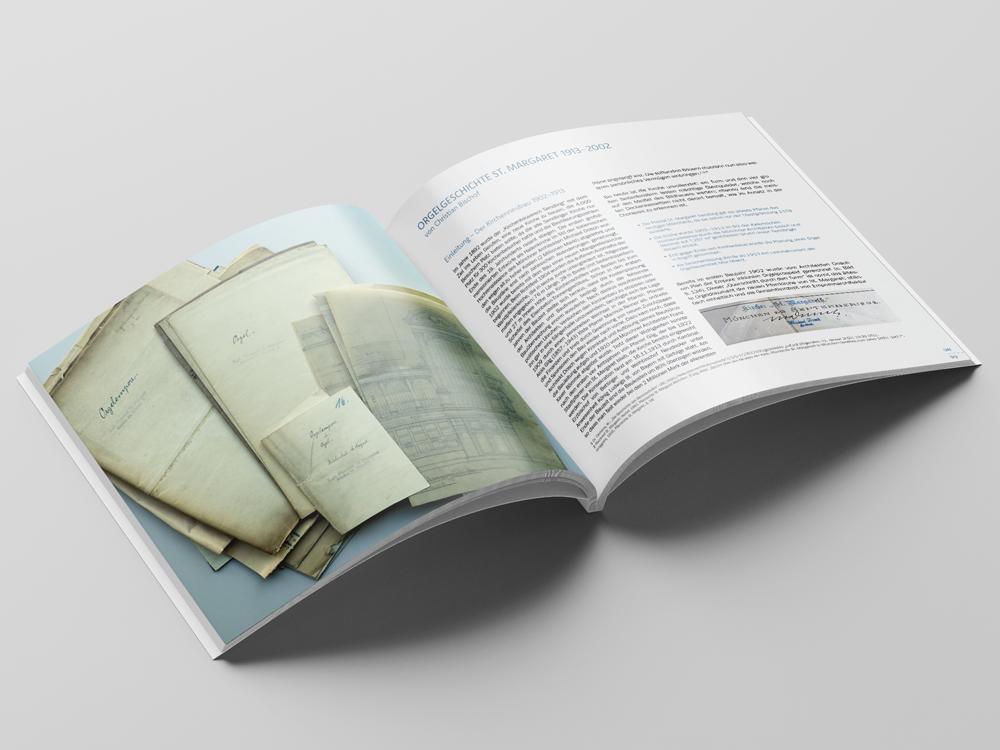 Ran Keren Orgelfestschrift, St. Margaret, München 2020